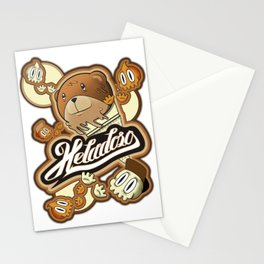 Ice Cream Bear Stationery Cards