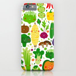 Eat your greens! iPhone Case