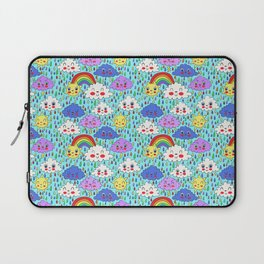Scattered Showers Laptop Sleeve