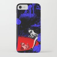 portal iPhone & iPod Cases featuring Portal by Spew Jersey