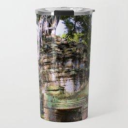 Angkor Temple Doorway Travel Mug