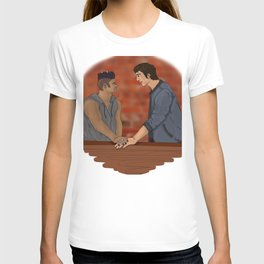 Malec on the Balcony T-shirt