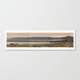 Ventura Harbor Jetty Canvas Print