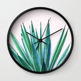 Agave Love #society6 #decor #buyart Wall Clock