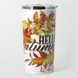 HELLO Autumm Travel Mug