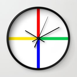 Composition 1 Wall Clock