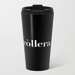 còllera. Metal Travel Mug