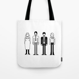 The Mamas And The Papas Tote Bag