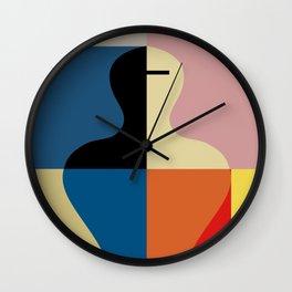 SCHLEMMER TRIBUTE Wall Clock