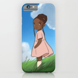 Hilltop iPhone Case