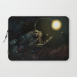 You Never Know What's Out There... Laptop Sleeve