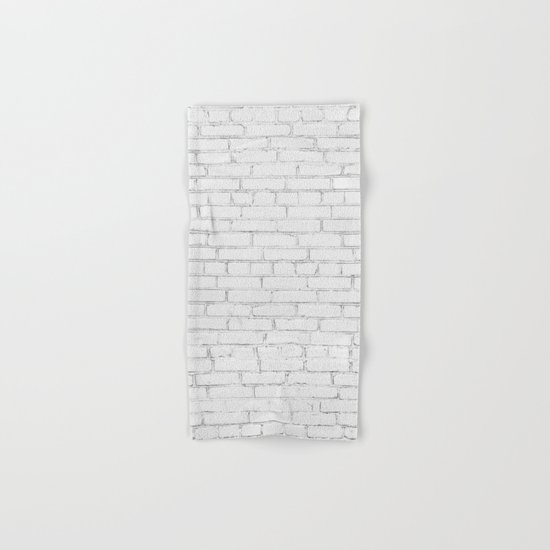 Brick Wall Hand & Bath Towel