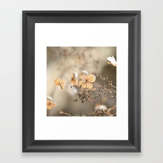 still beautiful °3 Framed Art Print