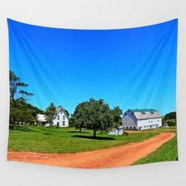 Stunning PEI Farm Wall Tapestry