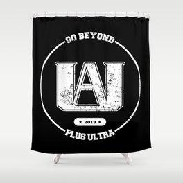 Go Beyond Plus Ultra Shower Curtain