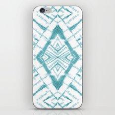 Dye Diamond Sea Salt iPhone Skin