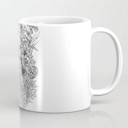 Leaf Illustration Coffee Mug