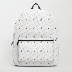 K Confetti Backpack