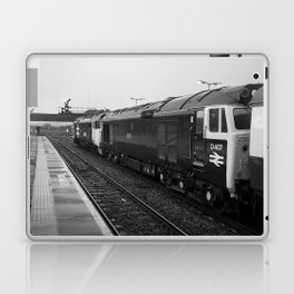 Westbury Logs Laptop & iPad Skin