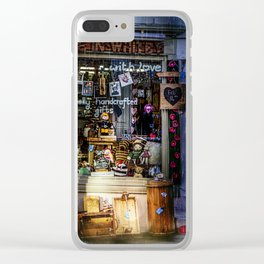 Made in Whitby Clear iPhone Case