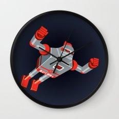 Jaianto Punch-Robo Wall Clock
