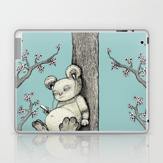 Cuddly Laptop & iPad Skin
