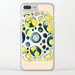 Ernst Haeckel Revisited Clear iPhone Case