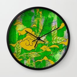 Going Courting Wall Clock