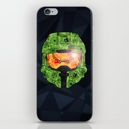 Chief iPhone Skin