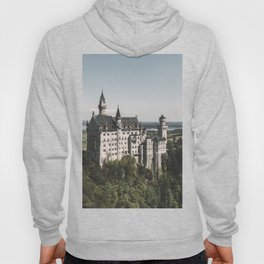 Neuschwanstein fairytale Castle - Landscape Photography Hoody