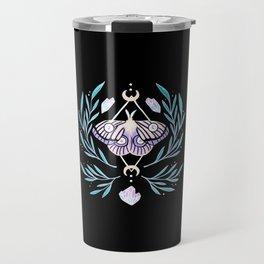 Moon Moth 01 Travel Mug