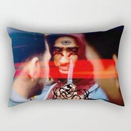 L A S T X D R O P Rectangular Pillow