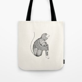 'Insecurity' Tote Bag