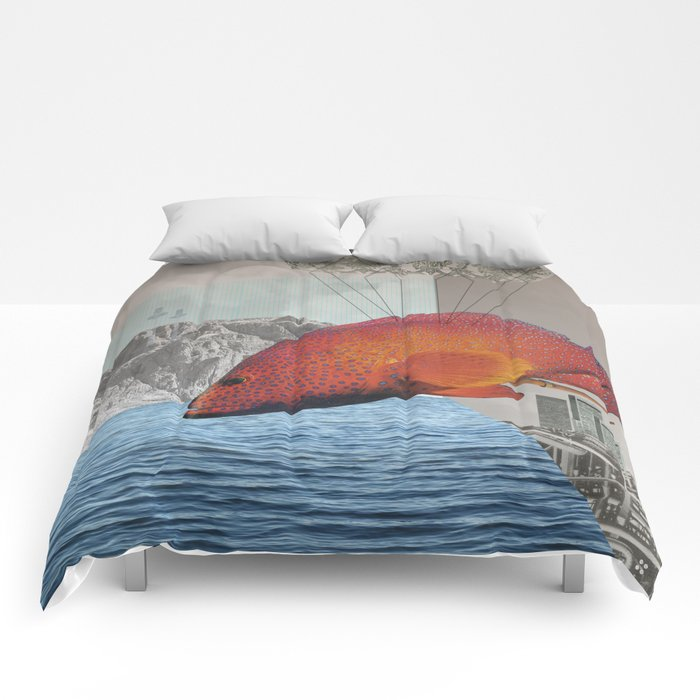 atmosphere 48 · the flying fish Comforters