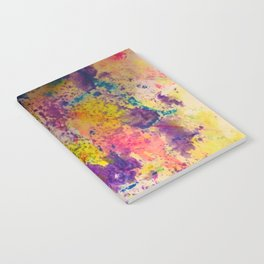 Water Color Fanatic Notebook