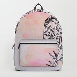Mandala Pineapple Backpack