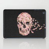 quote iPad Cases featuring A Beautiful Death  by Terry Fan