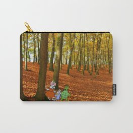 Robin Hood's Sis Tagalong and Toby Turtle Carry-All Pouch