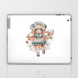 Kawaii Waitress Laptop & iPad Skin