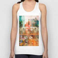 It's Only Mystery Unisex Tank Top