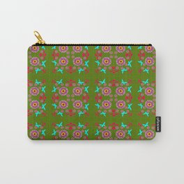 Tiles and Mosaics Carry-All Pouch