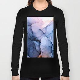 Captivating 1 - Alcohol Ink Painting Langarmshirt