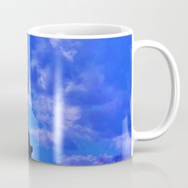 Blue Statue of Liberty Coffee Mug