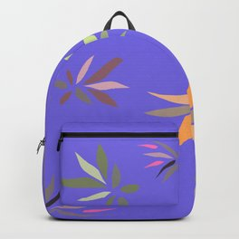 Native Leaves Backpack