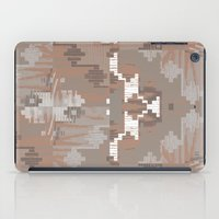 reassurance iPad Cases featuring Wood print III by Magdalena Hristova