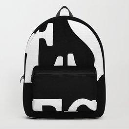 ESTJ Personality Type Backpack