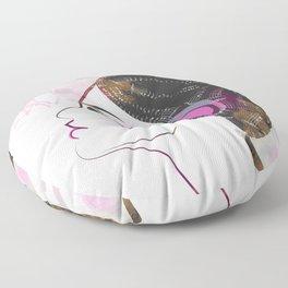 Music Overdose Floor Pillow