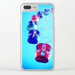 ferris Clear iPhone Case