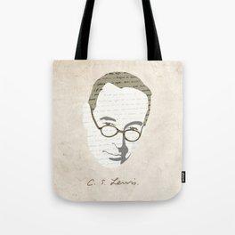 C.S. Lewis Tote Bag