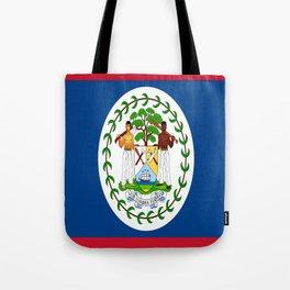 flag of belize-Belice, Belizean,Belize City,beliceno,Belmopan Tote Bag